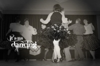 It`s us dancing