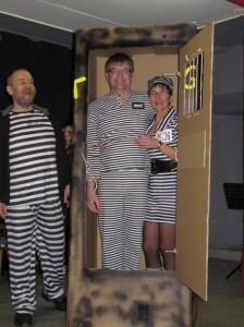 Häftlinge unter sich