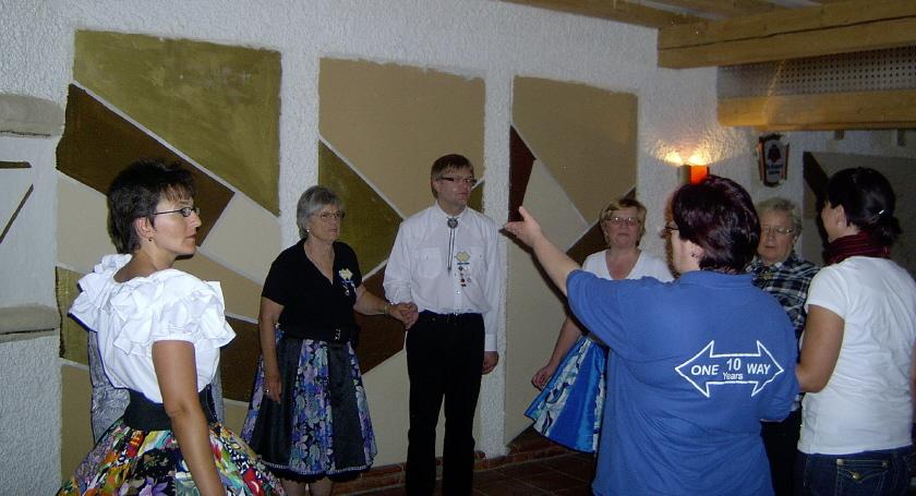 Tanz bei den Dancing Eagles