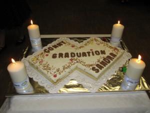 eine leckere Torte