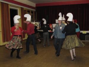 der Schlumpf-Tanz