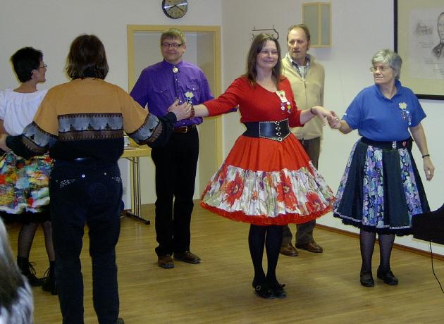 rechts: Ludger, Hans, Lisa, Margarete