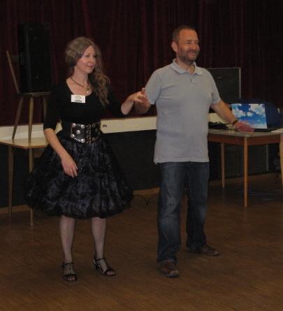 Celina und Frank